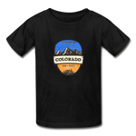 Colorado Is Calling -  Youth Tagless T-Shirt - black