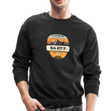 Banff Is Calling - Crewneck Sweatshirt - black