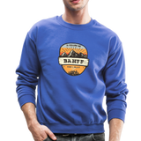 Banff Is Calling - Crewneck Sweatshirt - royal blue