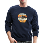 Banff Is Calling - Crewneck Sweatshirt - navy