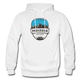 Perisher Is Calling - Heavy Blend Adult Hoodie - white