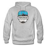 Perisher Is Calling - Heavy Blend Adult Hoodie - heather gray