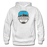 Perisher Is Calling - Heavy Blend Adult Hoodie - light heather gray