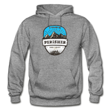 Perisher Is Calling - Heavy Blend Adult Hoodie - graphite heather