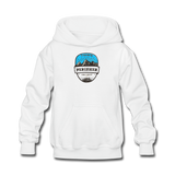 Perisher Is Calling - Kids' Hoodie - white