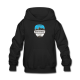 Perisher Is Calling - Kids' Hoodie - black
