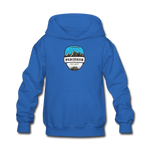 Perisher Is Calling - Kids' Hoodie - royal blue