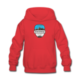 Perisher Is Calling - Kids' Hoodie - red