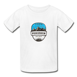 Perisher Is Calling - Youth Tagless T-Shirt - white
