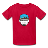 Perisher Is Calling - Youth Tagless T-Shirt - red