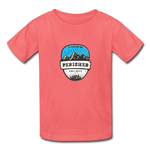 Perisher Is Calling - Youth Tagless T-Shirt - coral