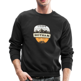 Hotham Is Calling - Crewneck Sweatshirt - black