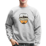 Hotham Is Calling - Crewneck Sweatshirt - heather gray