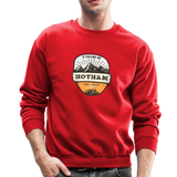 Hotham Is Calling - Crewneck Sweatshirt - red