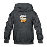 Hotham Is Calling - Heavy Blend Youth Hoodie - deep heather