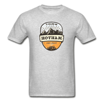 Hotham Is Calling -  Adult Tagless T-Shirt - heather gray