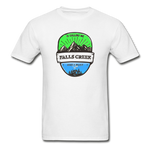 Falls Creek Is Calling -  Adult Tagless T-Shirt - white