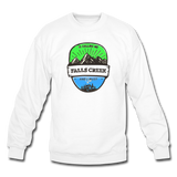 Falls Creek Is Calling - Crewneck Sweatshirt - white