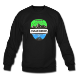 Falls Creek Is Calling - Crewneck Sweatshirt - black