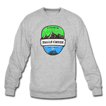 Falls Creek Is Calling - Crewneck Sweatshirt - heather gray