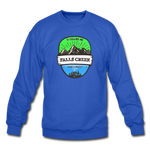 Falls Creek Is Calling - Crewneck Sweatshirt - royal blue
