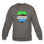 Falls Creek Is Calling - Crewneck Sweatshirt - asphalt gray