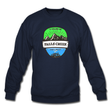 Falls Creek Is Calling - Crewneck Sweatshirt - navy