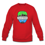 Falls Creek Is Calling - Crewneck Sweatshirt - red