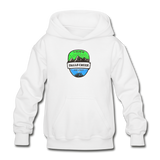 Falls Creek Is Calling - Heavy Blend Youth Hoodie - white