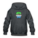 Falls Creek Is Calling - Heavy Blend Youth Hoodie - deep heather