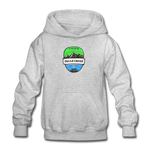 Falls Creek Is Calling - Heavy Blend Youth Hoodie - heather gray