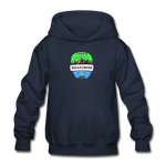 Falls Creek Is Calling - Heavy Blend Youth Hoodie - navy