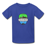 Falls Creek Is Calling - Youth Tagless T-Shirt - royal blue