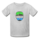 Falls Creek Is Calling - Youth Tagless T-Shirt - heather gray