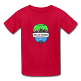 Falls Creek Is Calling - Youth Tagless T-Shirt - red