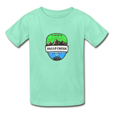 Falls Creek Is Calling - Youth Tagless T-Shirt - deep mint