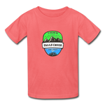 Falls Creek Is Calling - Youth Tagless T-Shirt - coral