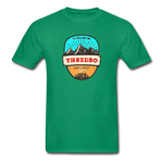 Thredbo Is Calling - Adult Tagless T-Shirt - kelly green