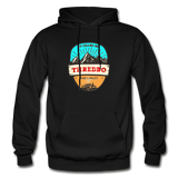 Thredbo Is Calling - Heavy Blend Adult Hoodie - black