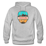 Thredbo Is Calling - Heavy Blend Adult Hoodie - heather gray