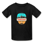 Thredbo Is Calling - Youth Tagless T-Shirt - black