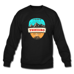 Thredbo Is Calling - Crewneck Sweatshirt - black