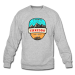 Thredbo Is Calling - Crewneck Sweatshirt - heather gray