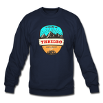 Thredbo Is Calling - Crewneck Sweatshirt - navy