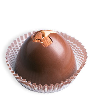 Toffee Almond Truffle