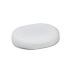 Contoured Foam Ring White (16 inches)