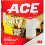 Ace Knitted Knee Brace Support Sizes M-L