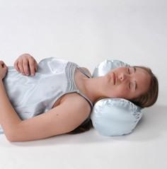 Alex Orthopedics Neck Satin Pillow