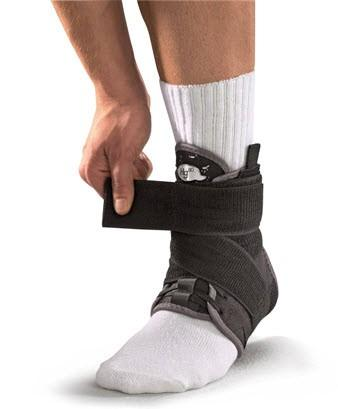 Ankle Support Brace With Strap