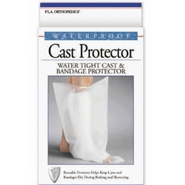 AquaShield Cast Protector - Water Tight Cast & Bandadge Protector